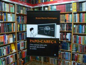 Livro Papo Cabeça