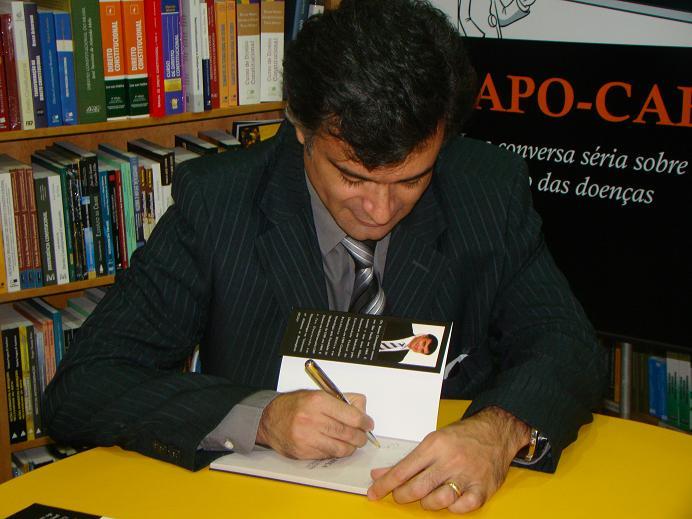 Lançamento do livro: Papo Cabeça - Dr. Renan Domingues