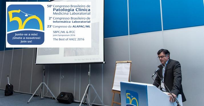 50º Congresso Brasileiro de Patologia Clínica
